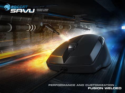 Dijamin Roccat Savu Mouse Gaming roccat 174 savu