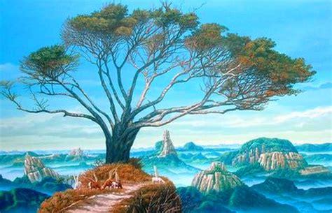 Imagenes Surrealistas De Paisajes | im 225 genes arte pinturas paisajes surrealistas