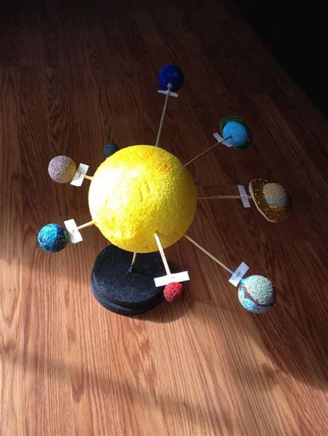 Solar System Handmade - las 25 mejores ideas sobre sistema solar en
