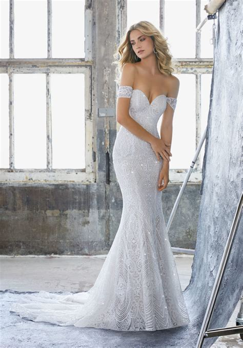 Bridal Dresses - karissa wedding dress style 8222 morilee