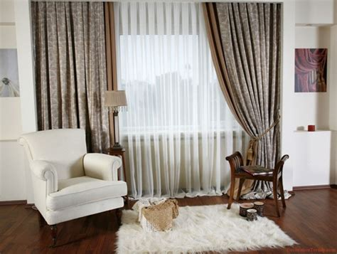 Remote Controlled Curtains Remote Curtains Motorized Curtains Interior Design