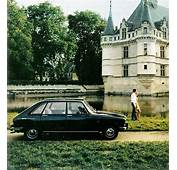 1965 Renault 16  Milestones