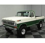 1972 Ford F100 Is Listed Sold On ClassicDigest In Lithia