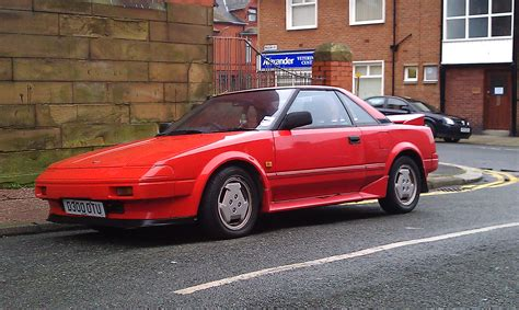 where to buy car manuals 1986 toyota mr2 user handbook 1986 toyota mr2 information and photos momentcar