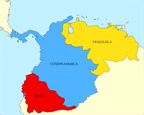 imagenes de venezuela y colombia la gran colombia el gran sue 241 o del libertador sim 243 n bol 237 var