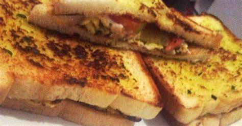 roti sandwich  resep cookpad