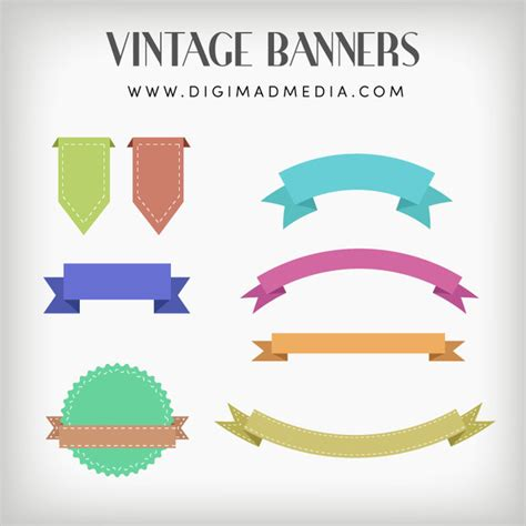 design banner vector image gallery illustrator banner vector