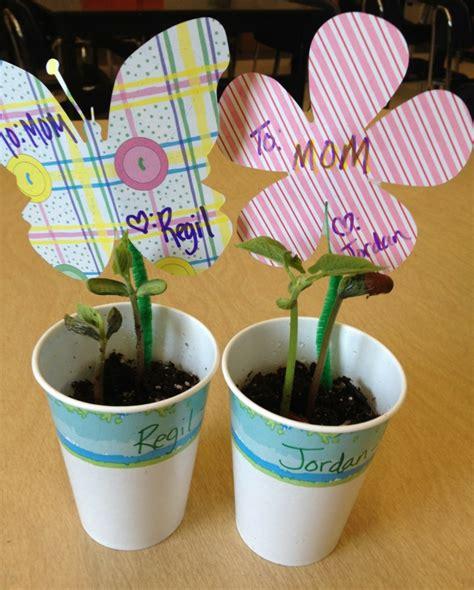 Muttertagsgeschenke Basteln Kindergarten