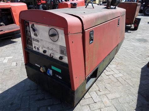 lincoln welding machine for sale used used lincoln e500s welding machines year 1995 for sale
