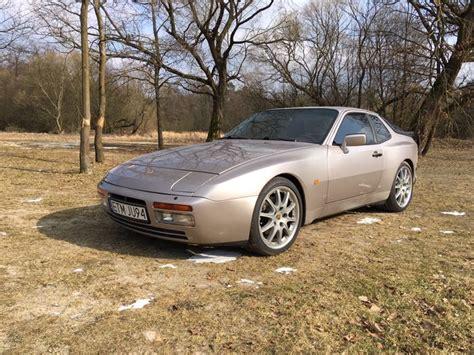 porsche 944 silver porsche 944 turbo s silver 1988 catawiki