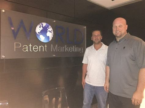 ceo and creative director sc world patent marketing
