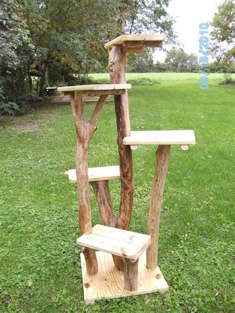 Handmade Cat Tree - 25 best ideas about outdoor cat tree on cat