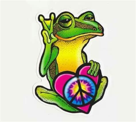 frog tattoo bali 416 best peace frogs images on pinterest