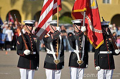 marine color guard marine corps color guard our