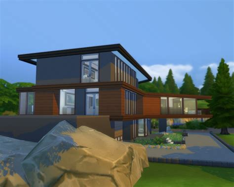 cullen house mod the sims cullen house