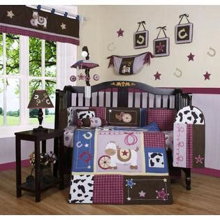 Geenny Horse Western Cowgirl Musical Mobile Baby Baby Cowboy Themed Crib Bedding