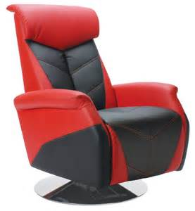 Cars Chair Red Race Car Reclining Office Chair
