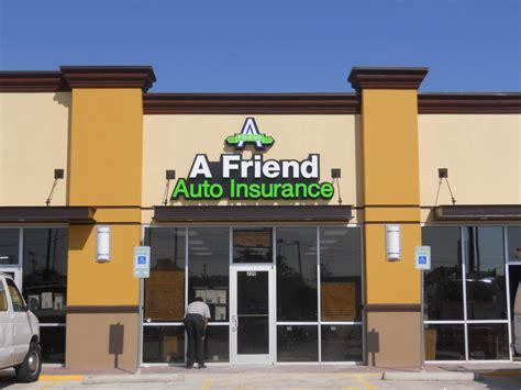 Auto Insurance In Dallas by A Friend Auto Insurance In Dallas Sign Company