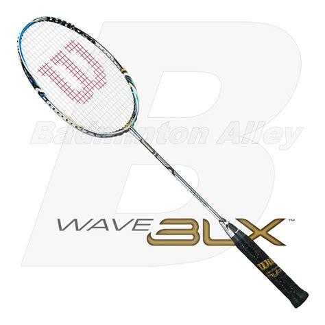 Raket Wilson Wave Blx wilson wave blx badminton racket wrt817200