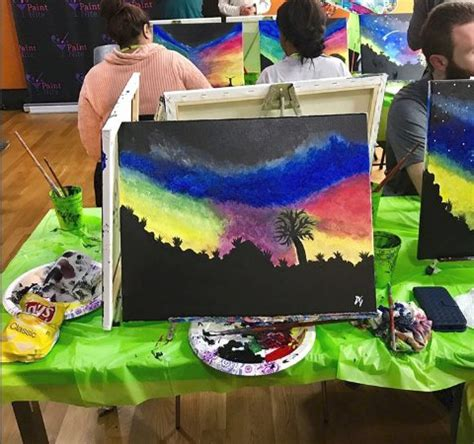 groupon paint nite tickets paint nite tourist attraction 230 somerville ave in