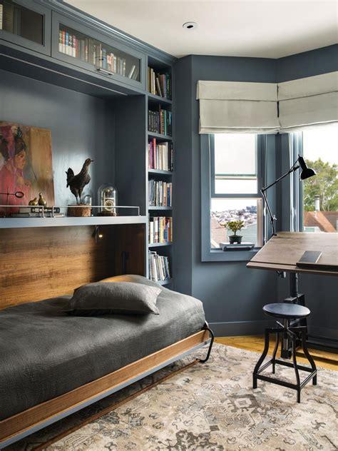 multifunctional guest bedroom ideas room makeovers  suit  life hgtv