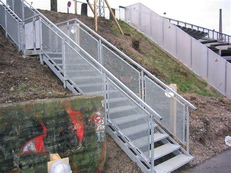 va geländer trapper galvaniserede stilbare repos gel 230 nder v 230 rn