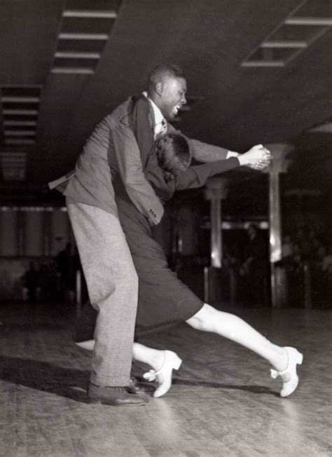 pasadena swing dancing couple doing the lindy hop new york 1937 vintage everyday