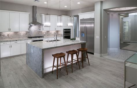 Pulte Homes Kitchen Cabinets by 5 Kitchen Design Trends To Take From Model Homes