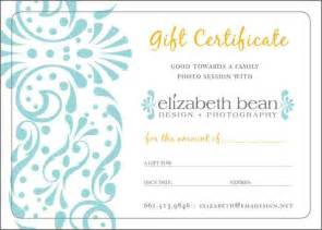 Gift Certificate Letter Wording 8 Gift Certificate Wording A Cover Letters