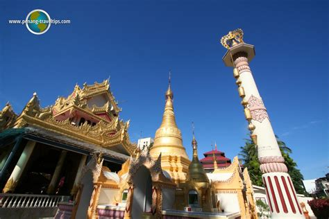 dhammikarama burmese buddhist temple george town penang