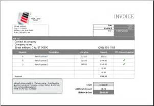 retail terms and conditions template editable printable ms excel format sales invoice excel