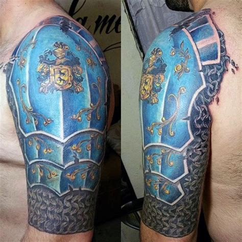 armor tattoo sleeve top 90 best armor designs for walking fortress