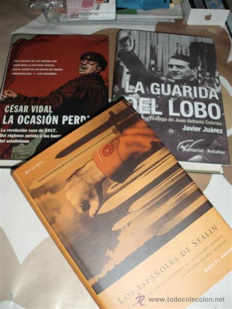 libro perdida libro la ocasion perdida cesar vidal comprar libros de la segunda guerra mundial en
