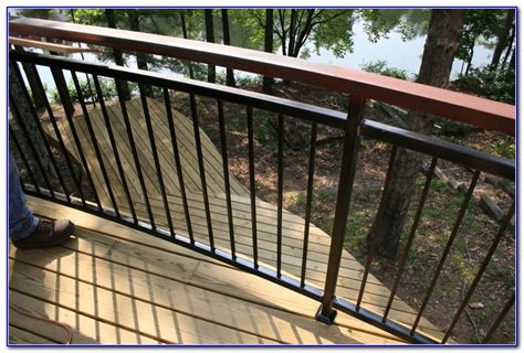 stainless steel deck railing directions doherty house