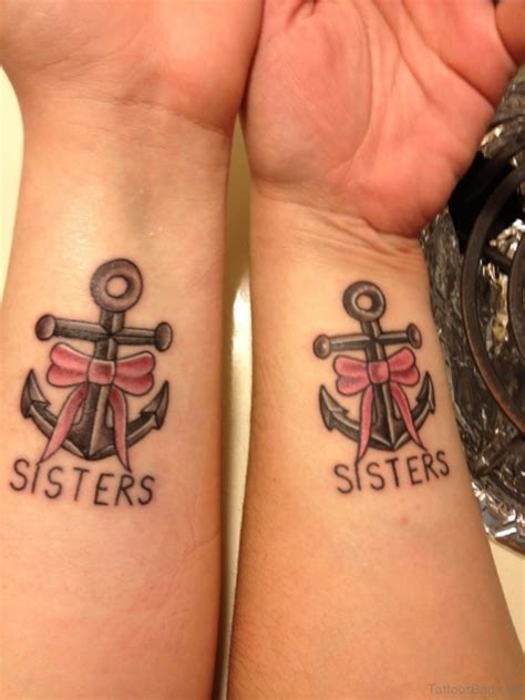 sisters matching tattoos 25 splendid tattoos on wrist