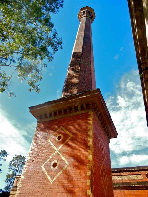 chimney stack of walka water works oakhton heights - Chiminea Newcastle Nsw