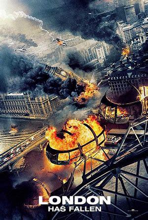 new film london s fallen london has fallen 2016 movie trailer release date poster