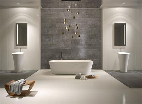 Modern Grey Bathroom Grey Modern Bathroom Design Simple Home Decoration