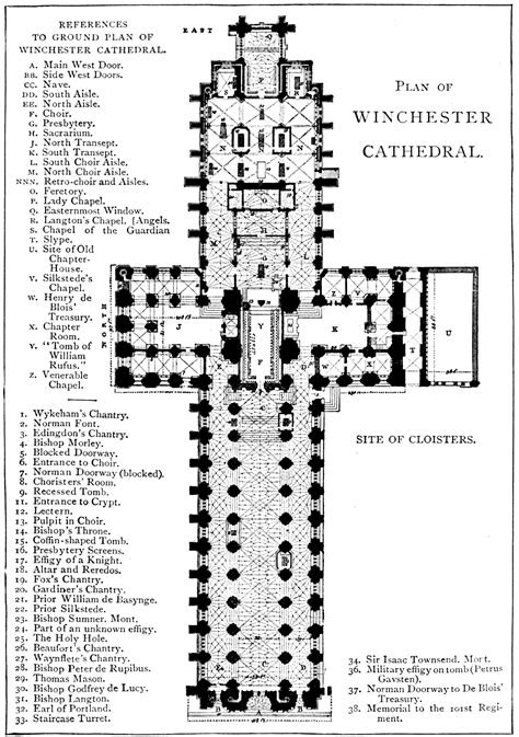 parts of a cathedral floor plan 100 st mary u0027s cathedral in 100 gothic church floor