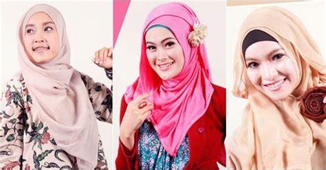 tutorial hijab syar i tetap modis tutorial hijab segi empat yang praktis namun tetap modis