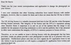 Request Letter Driving License Company How To Order Paper Part Of Driving License
