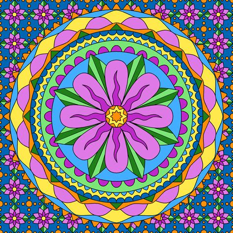 imagenes de mandalas coloreadas don t eat the paste mandalas coloring pages