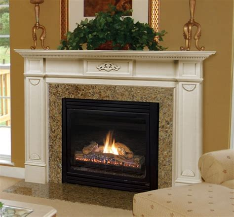 White Wood Fireplace Mantel by Pearl Mantels 530 Monticello Mdf Fireplace Mantel In White