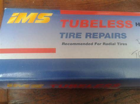 Karet Tubeless Ban Ecer Isi 5 Pcs jual karet tambal ban tubeless ims cacing tubeless tire seal sumber motor