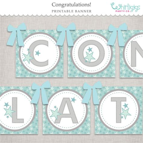 printable banner congratulations congratulations banner printable file by whirligigs party
