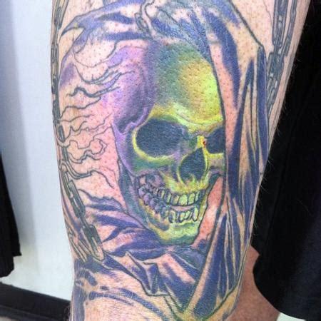 john wayne tattoo by ken karnage tattoonow tattoos in progress reaper 88927