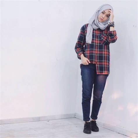 Jilbab Anak Jaman Now 18 style anak kuliah berhijab simple dan nyaman elegantria