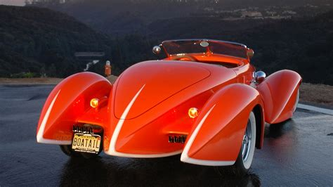 deco car wallpaper 2004 deco rides boattail speedster hd wallpaper and