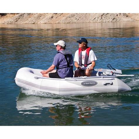 inflatable boats west marine west marine pru 3 performance roll up inflatable boat