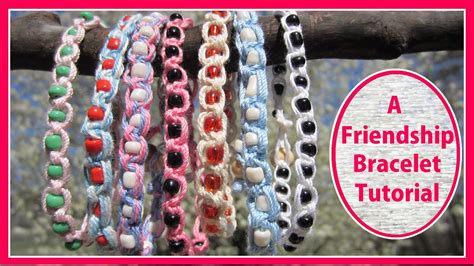 how to do craft for how to make a friendship bracelet an easy craft